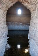Desert well between Bukhara and Navoi