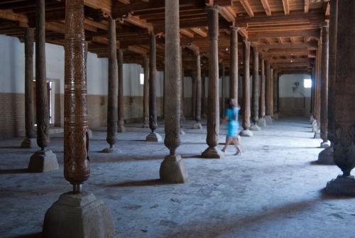 Khiva, Djuma Mosque