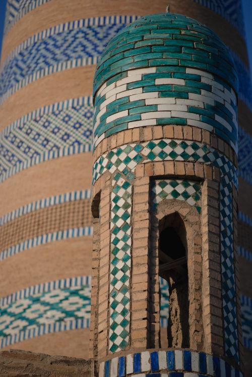 Khiva, Islam Khodja