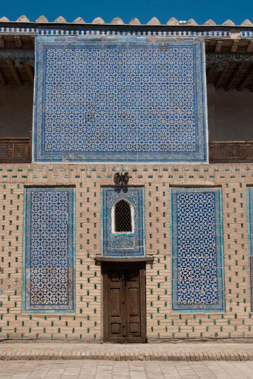 Khiva, Kunya Ark