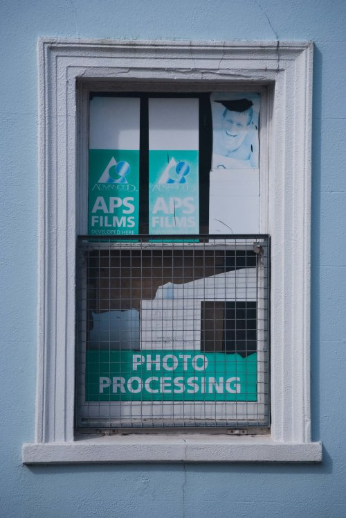 Photo Processing, Milford Haven 2016