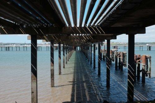 Rhoscrowther jetty 2016