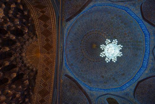 Samarkand, Timur mausoleum