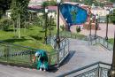 Samarkand, Ulugbek observatory