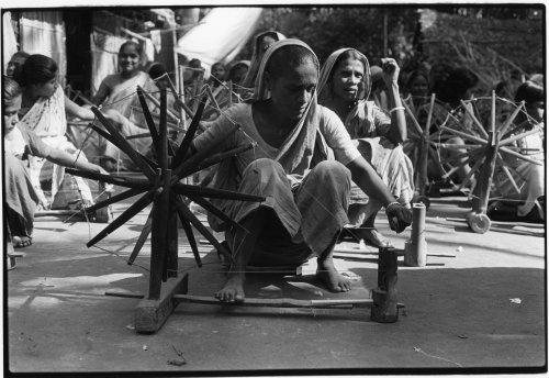 Village spinning group