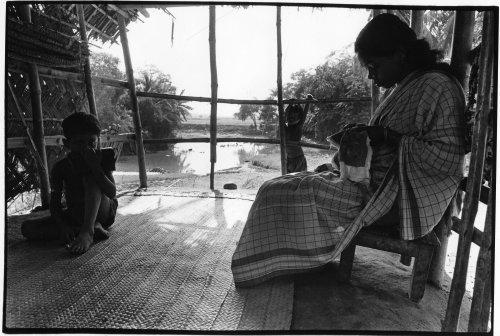 Embroidery (Nokshi Katha) group Western Bangladesh