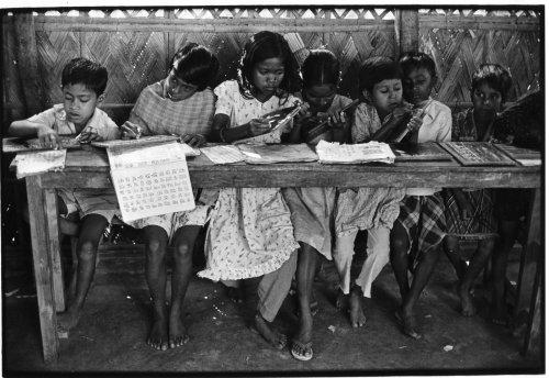 Village school Western Bangladesh