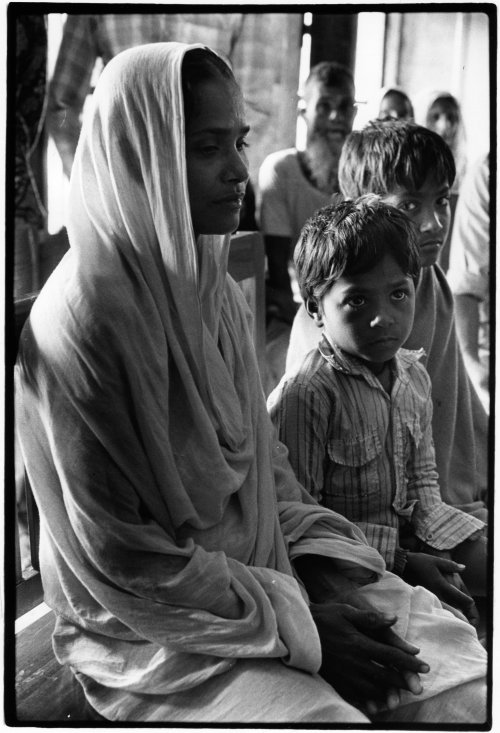 Client of legal aid project, Bangladesh