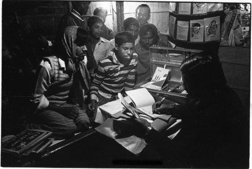 Norsindhi, Bangladesh, mens literacy group