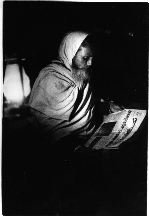 Norsindhi, Bangladesh, newspaper seller