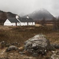 Blackrock cottages Glen Coe