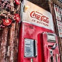 Coka Cola Machine