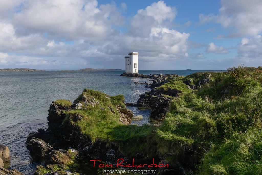 Carraig Fhada Lighthouse Islay