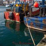 Fishing boats Campbeltown