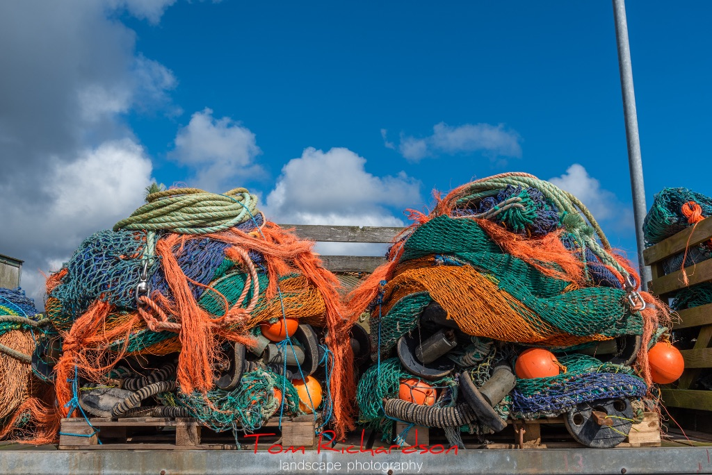 Trawling Gear at Campbeltown