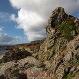 Coast of Kintyre near Kilberry