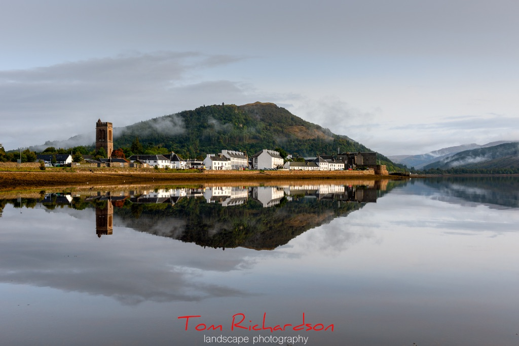 Inveraray Reflections