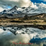 Cuillin reflection