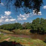 The Luvuvhu River at Pafuri