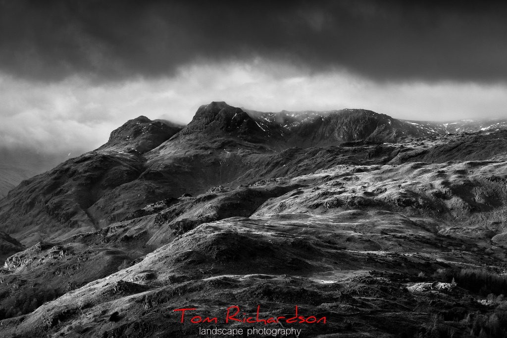 The Pikes from-loughrigg