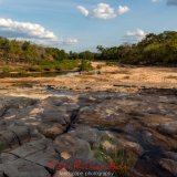 dry river bed the selous