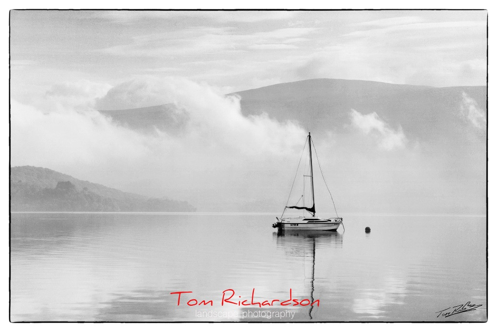 loch lomond dawn