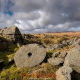 millstone near rowantree rocks