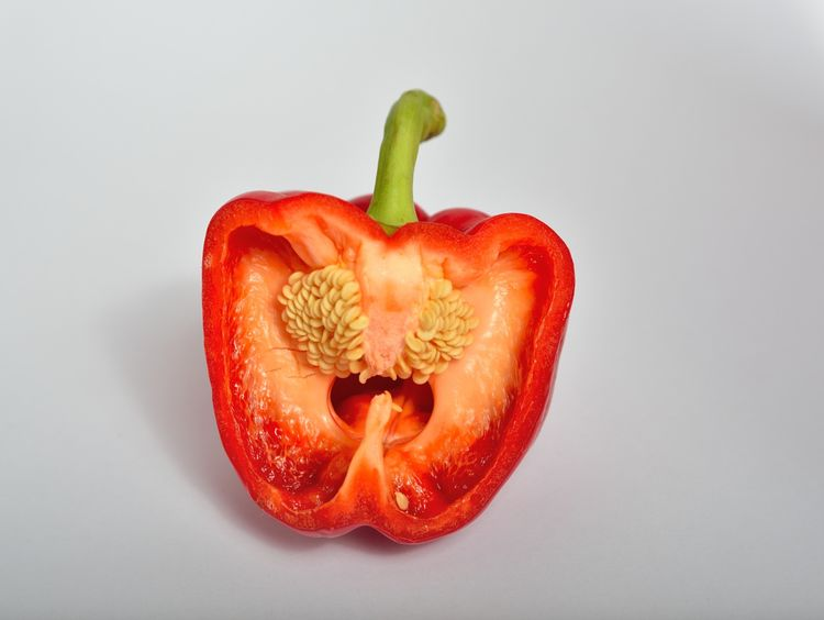Half Pepper