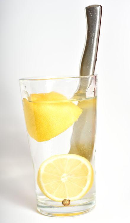 Glass of Lemons