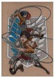 Attack on Titan: Eren & Mikasa