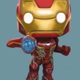 Pop Vinyl: Iron Man (Infinity War)
