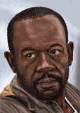 The Walking Dead: Morgan Jones