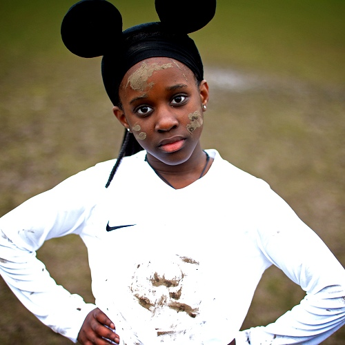 Disney / FA 'More Girls in Football'