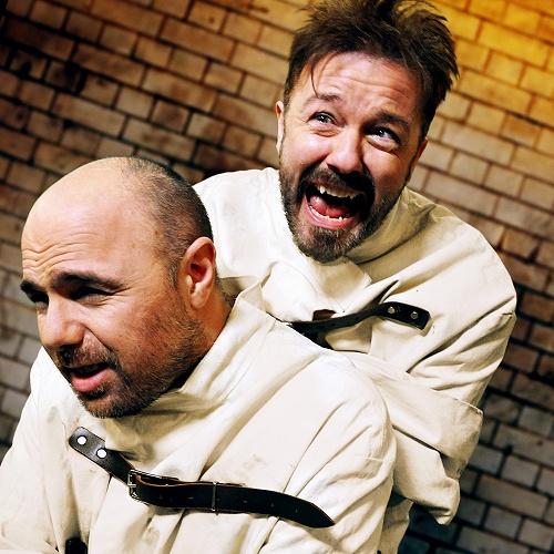 Karl Pilkington & Ricky Gervais