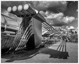 1st Millenniun Bridge by Martin Ridout LRPS