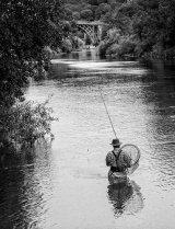 2nd River Severn at Ironbridge by Martin Ridout LRPS