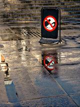 3rd Do not feed the birds by Bob Zwolinsky