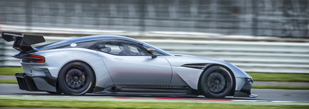 Aston Martin Vulcan - We can all dream