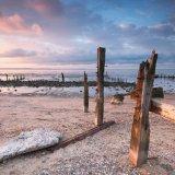 Last of the groins, Graveney beach