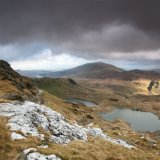 View from the Pyg track 1