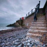 St Margarets Bay, steps