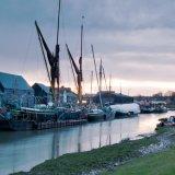 The Wharf, Faversham Creek