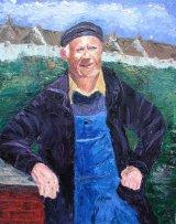 The Happy Fisherman