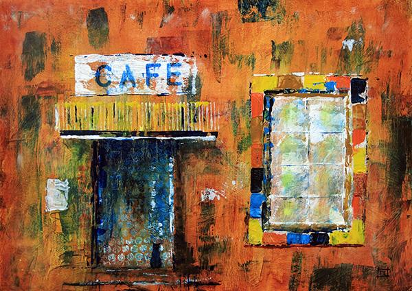 CAFE Rustique