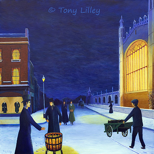 Victorian Christmas Cambridge