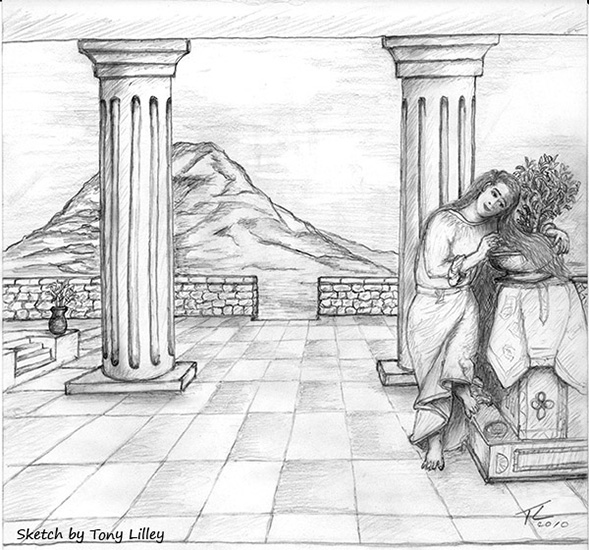 Pompeii and Isabella
