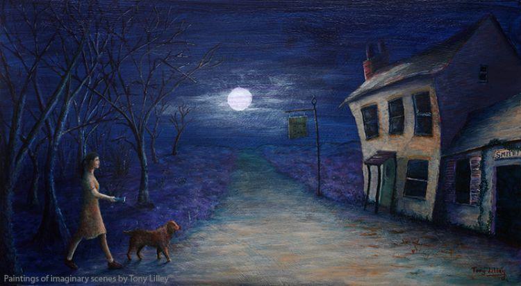 Spooky Highway Inn