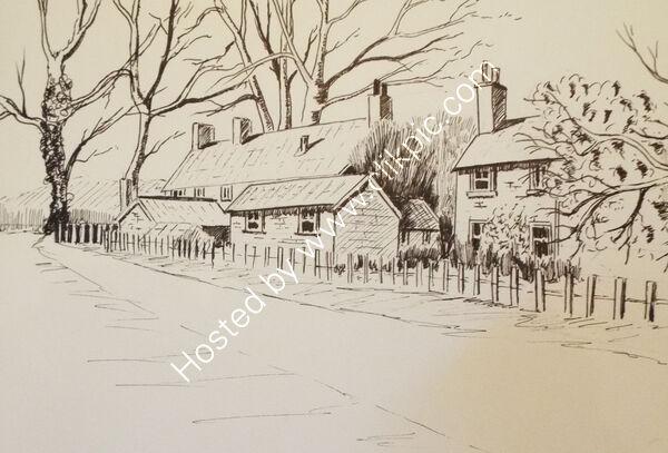 Blickling cottages