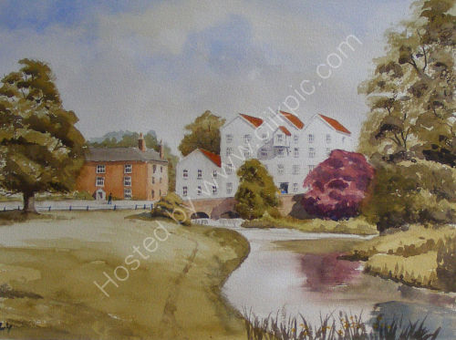 Buxton Mills Norfolk DONATED AS RAFFLLE PRIZE