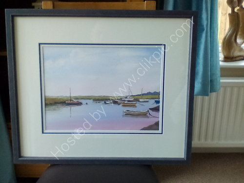 late in the day Morston (SOLD)